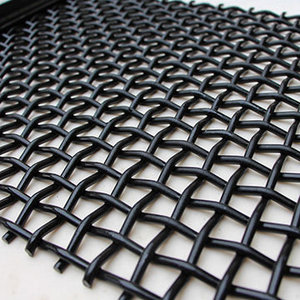 Woven Crimped Wire Vibrating Screen Mesh for Coal mine