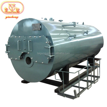 Quality!! Natural Gas Boiler With Italy Burner (steam 0.5-10 Tons/hr ...