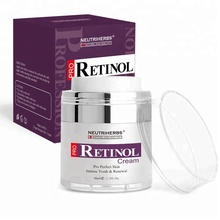 Herbal Instant Face Lift Creme Para o Rosto Anti Acne Creme de Clareamento Com Retinol