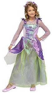 Fun World Costumes Baby Girl's Pretty Princess Costume by Fun World Costumes