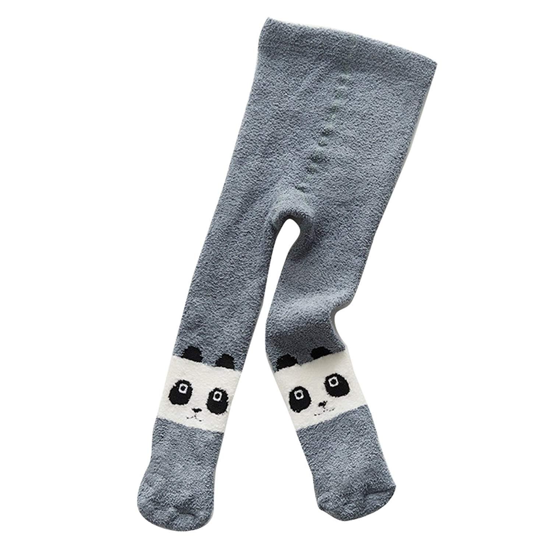 303d237f27980 Get Quotations · Gaorui Baby Boy Girl Winter Warm Pants Velvet Inner Fleece  Lined Leggings Tights Cute Thick Stockings