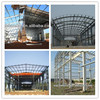 2013 designable Q345 material steel structure light building