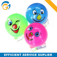 hot sell toy flashing bouncing ball