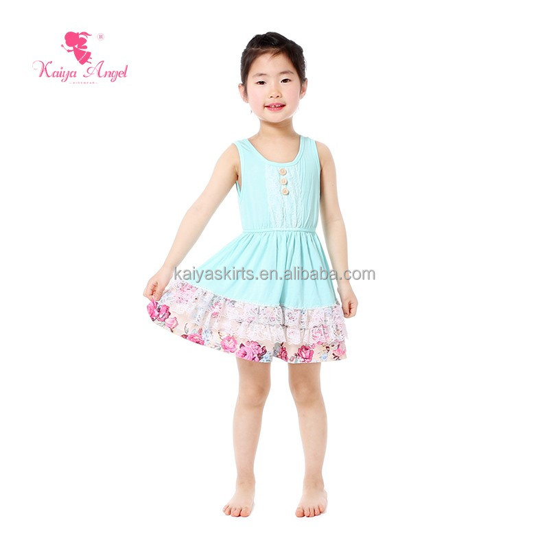 latest children frocks designs plain kids girls dress for girls