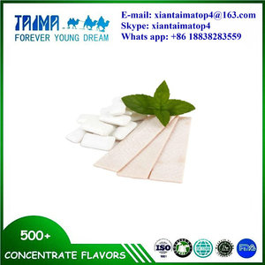 Xi an Taima Cool Mint Oil Flavor chewing gum flavours