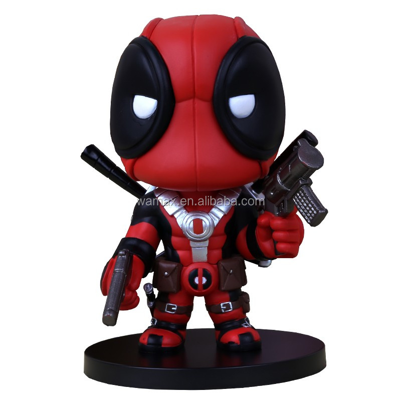 Cheap Funko Pop Action Figure The Marvel Collection Deadpool ...