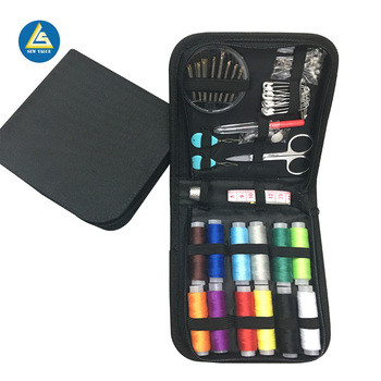 Cheap wholesale complete quality travel sewing kit for home