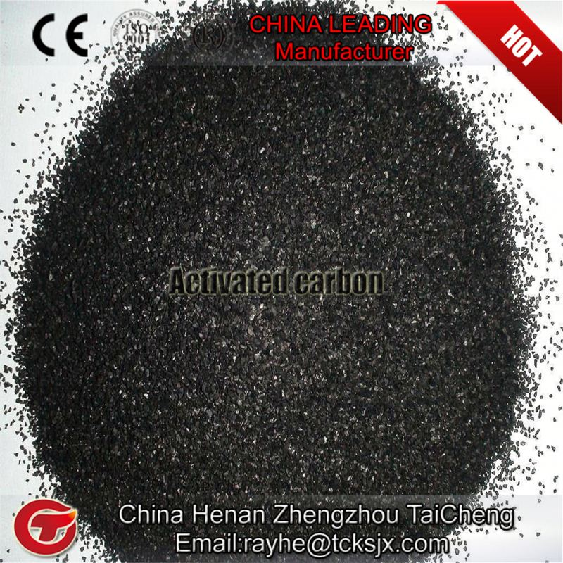 powder activated carbon coconut shell materials water treatment
