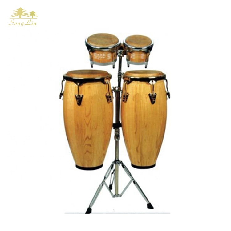 Factory supply unique 휴대용 봉고 drum set