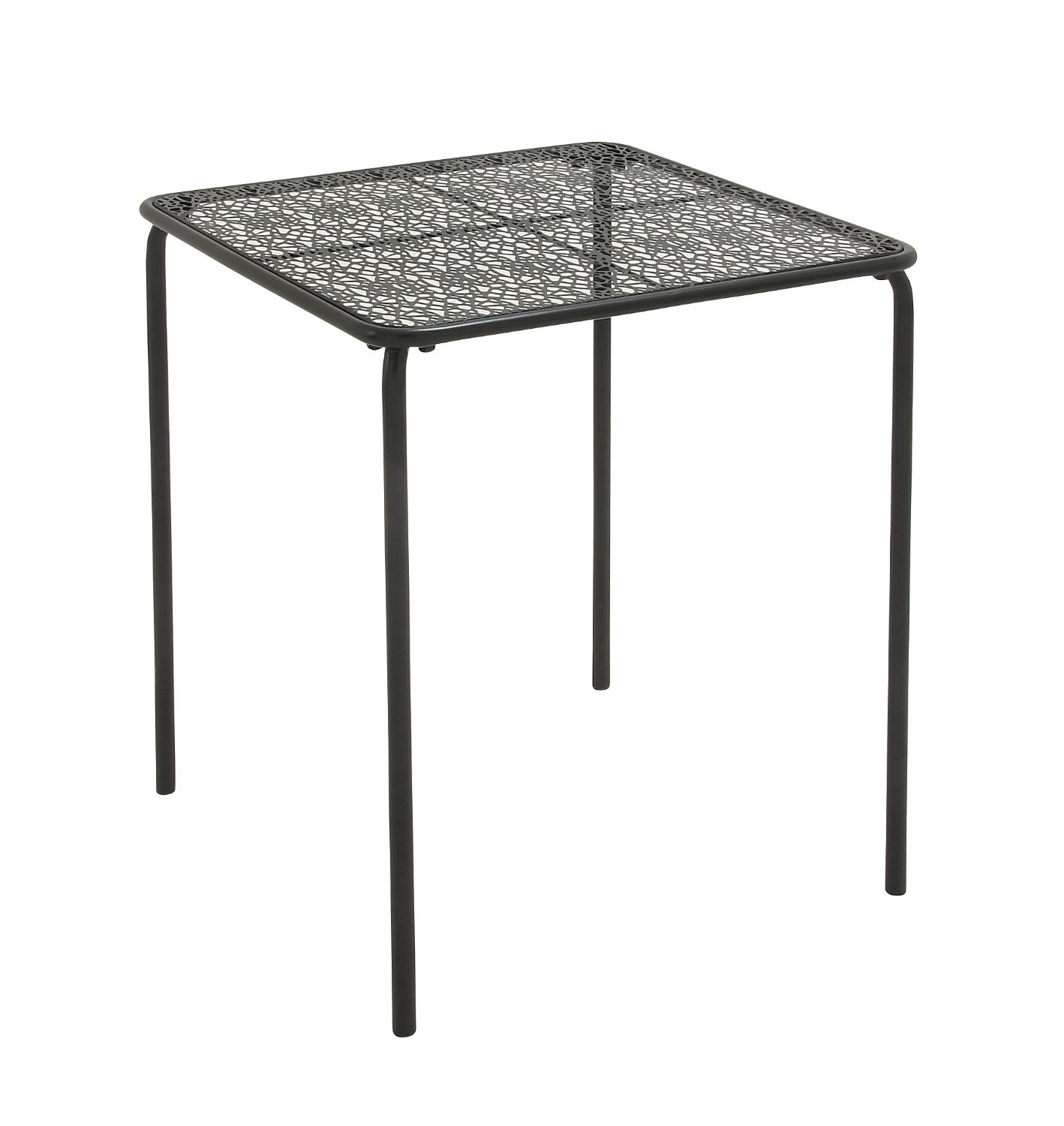 Plutus Brands Smartly Styled Metal Outdoor Table