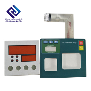 OEM Professional Customized High Quality Keyboard Membrane Switch Keypad