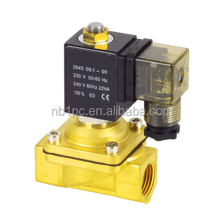 3/8'' PU220-03A Direct Act Solenoid Valve