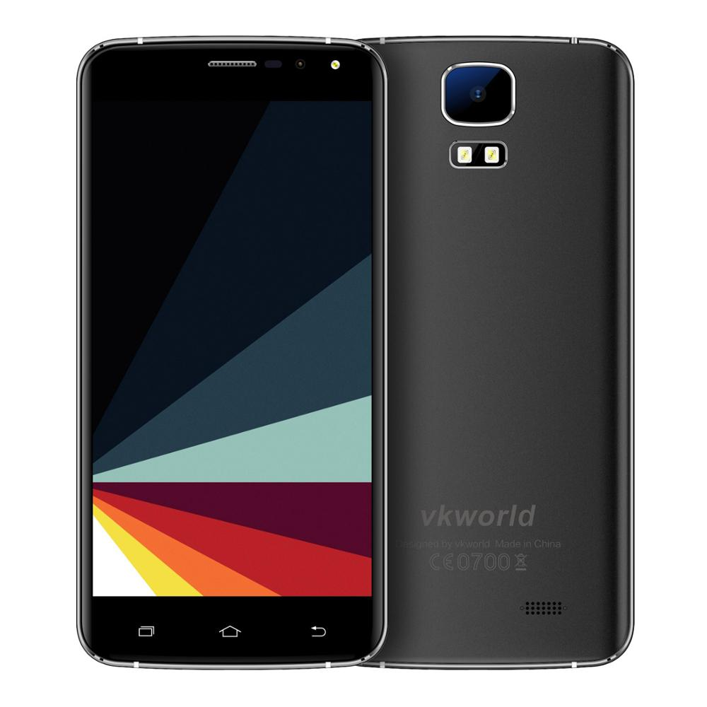 2017 Popular smartphone vkworld S3 5.5inch MTK6580A Quad Core, 5MP+13MP, Dual SIM Android 7.0 New Version OEM 3G Mobile Phone