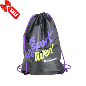 Promotional Waterproof Backpack Drawstring Bag