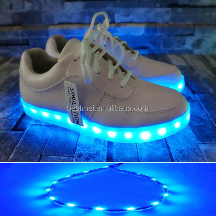 running light up shoes for women light pink high heel shoes led light shoe. Black Bedroom Furniture Sets. Home Design Ideas
