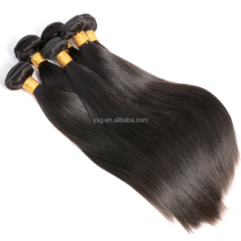 Free shipping Factory directly Wholesale virgin indian hair large instock Indian mink virgin hair