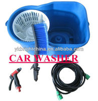 frequency conversion intelligent washing machine for car washing, windows, floorboard, air-condition,spray flowers