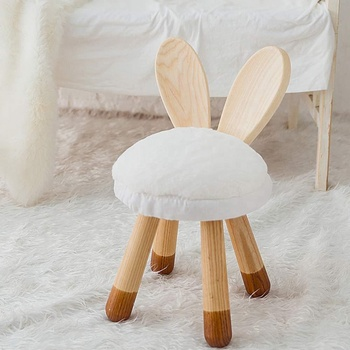 Excellent Living Room Furniture Seating Wooden Lounge Chair Animal Stool Deer Rabbit Cow Sheep Giraffe Animal Step Stool For Kids Buy Wooden Animal Short Links Chair Design For Home Short Linksinfo