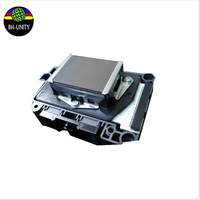 High quality! 100% Original f189010 locked eco solvent Dx7 printhead for large inkjet printer