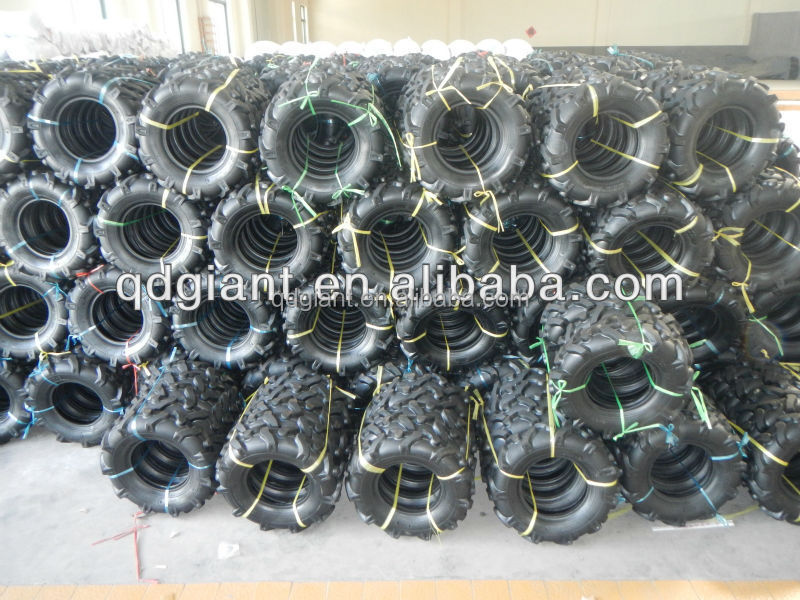 Tires for agricultural tractor 3.50-8