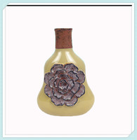 Cheap terracotta flower vases