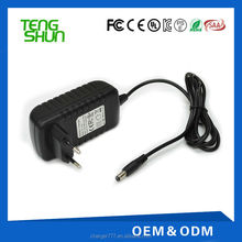 12v 2a wall mount automatic lead acid battery charger