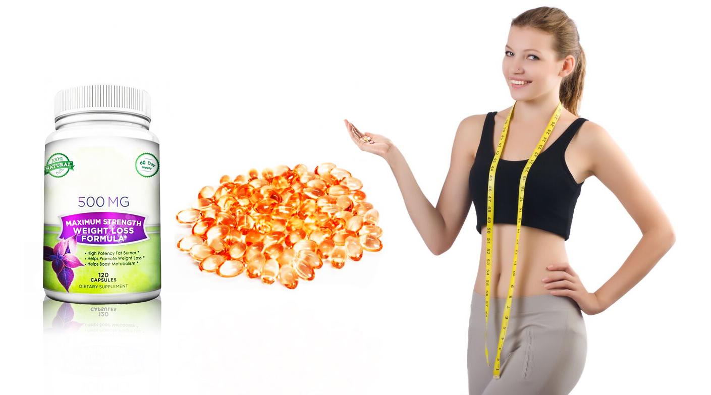 Реклама таблеток похудения