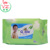 wholesale OEM disposable soft spunlace baby wipes/hand and face cleaning wet tissue paper supplier in china with cheap price