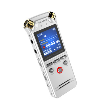 16gb Pcm Recording Format Mp3 Wma Ape Wav Flac Music Player 1536kbps Long  Battery Life Digital Voice Recorder - Buy Vioice Recorder,Digital Voice