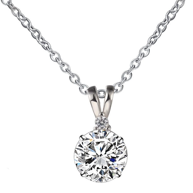 Excel diamond necklace wholesale diamond necklace suppliers alibaba aloadofball Choice Image