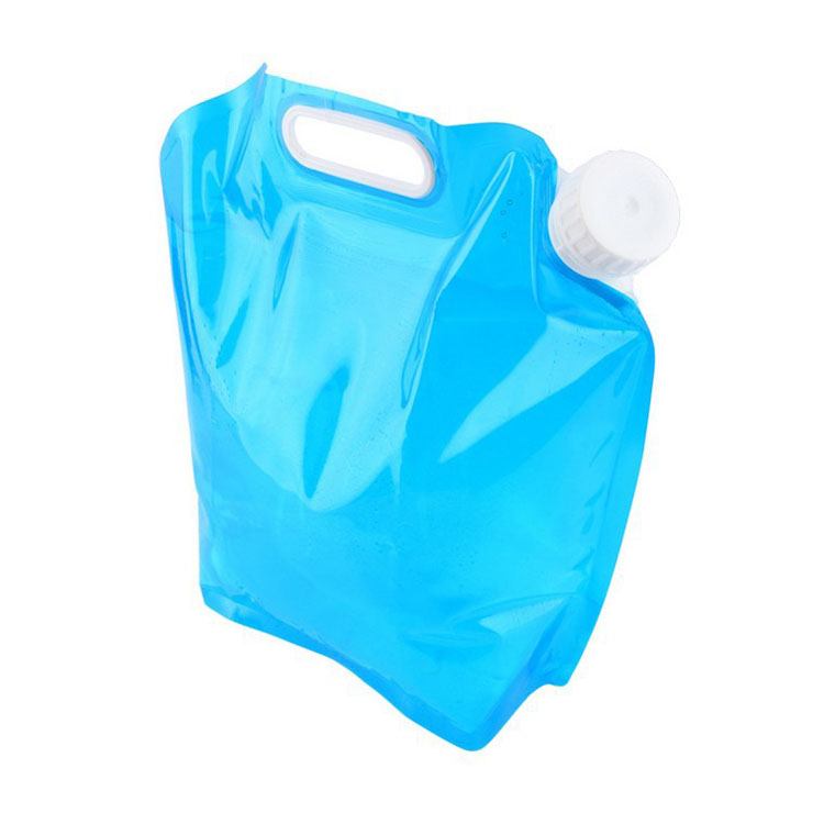 Customize Printing Foldable Drinking Plastic Water Bag