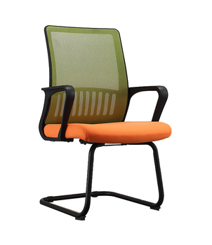 Modern Office Mesh Reception Chairs For Meeting Conference Room