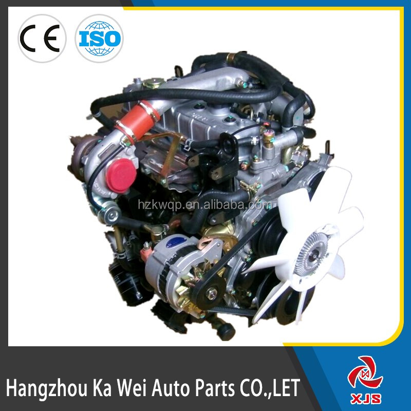 4JB1 Engine Assembly High performance and long life