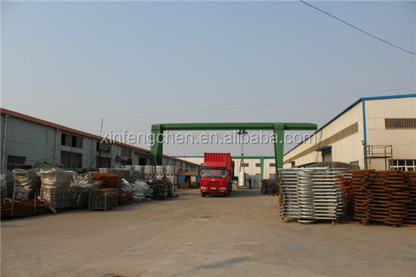 Pig farming equipment Gestation stall for pig farm