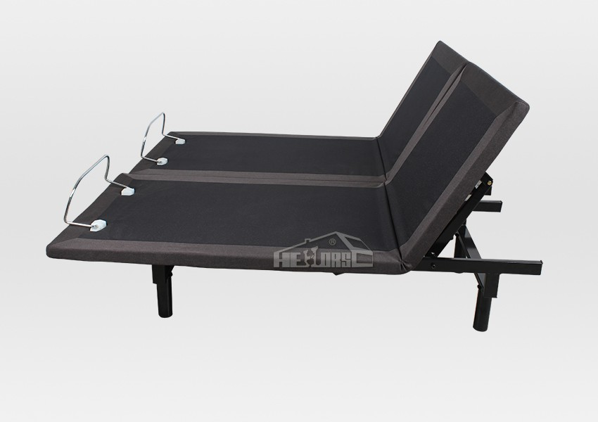 Adjustable Massage Bed Frame King Size Okin Motor Electric