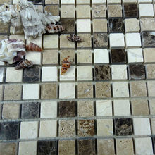 beige fliese mit weißem mosaik großhandel - kaufen sie online die, Hause ideen