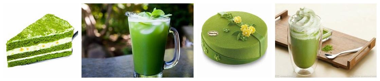 Natural Pure Organic Japanese Matcha Green Tea Powder
