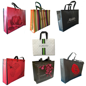 Alibaba Supplier Foldable AZO Free Non Woven Tote Shopping Bag Wholesale