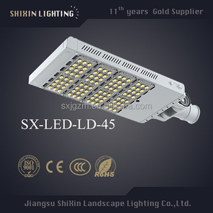 solar led street lamp 150w outdoor module LED light with CE& ROHS approval