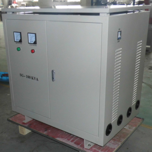 100kva Dry Type Transformer Natural Air Cooling, dry type 100kva transformer