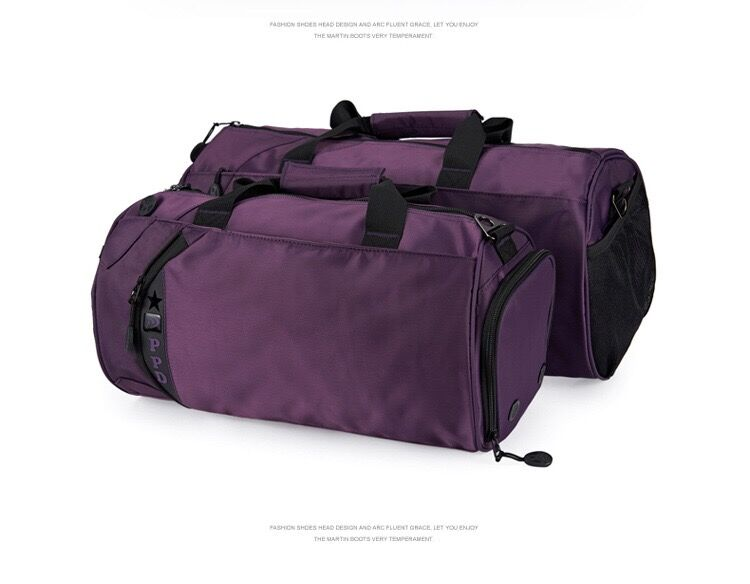 China supplier cheap hot selling round travel bag