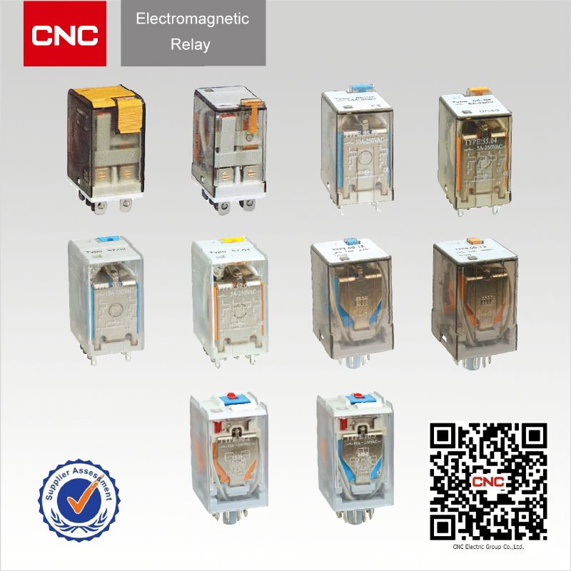 CNC auto air condition relay