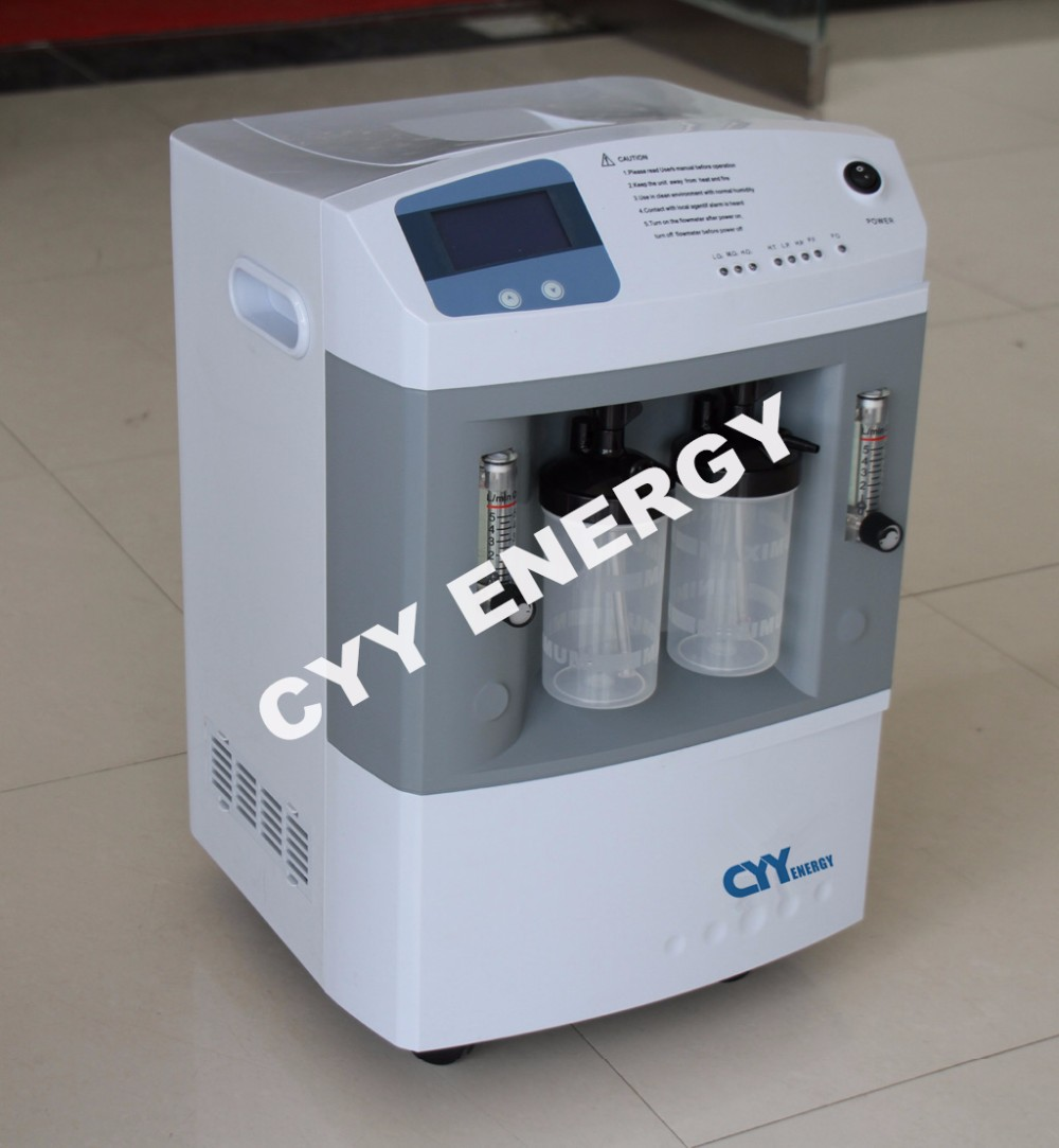 price of oxygen machine