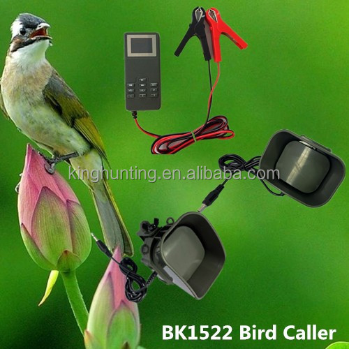 The best selling with screen electronic bird calls,digital bird calls,mp3 bird call