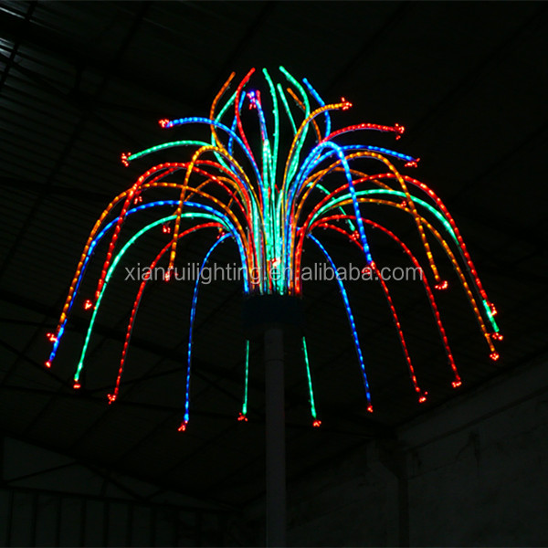 Hot Christmas Decoration Led Fireworks Light Electronic Fireworks ...