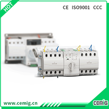 Factory wholesale 63a automatic changeover switch