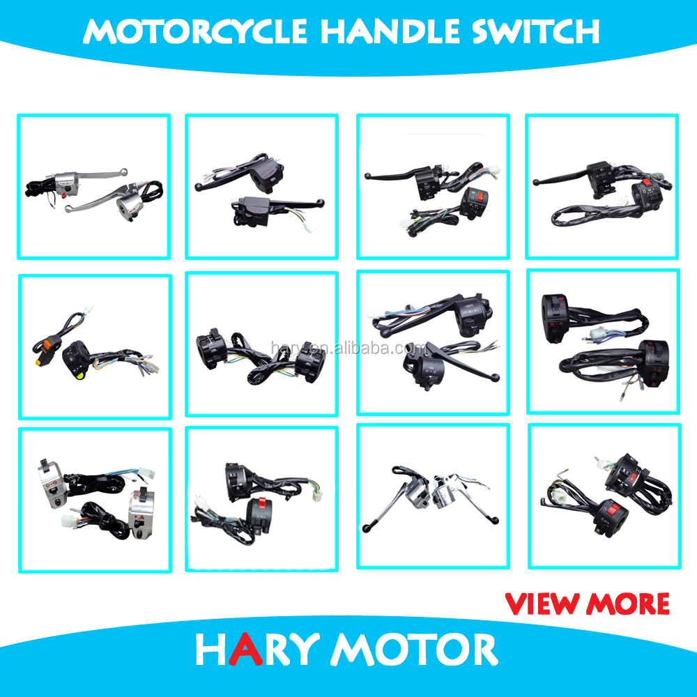 Motorcycle Spare Parts Handle Switch
