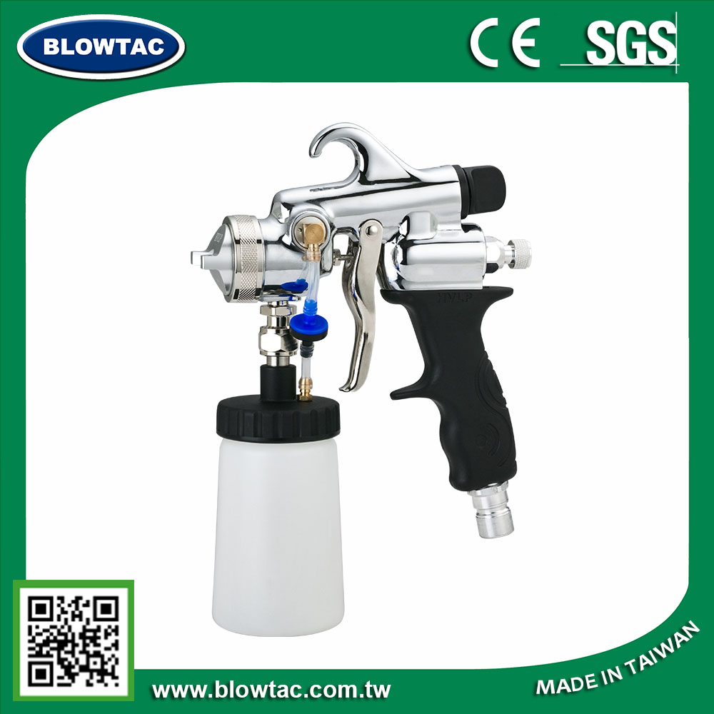 250 CC Fluid Nozzle 1.0 mm HVLP portable paint sprayer gun