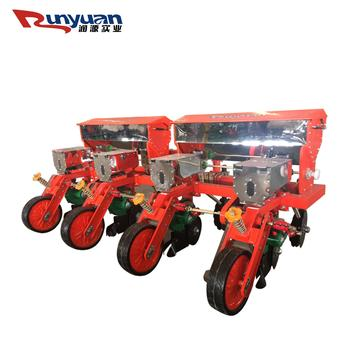 4 Row 3 Point Hitch Corn Seeder Planter Machine For Tractor Maize