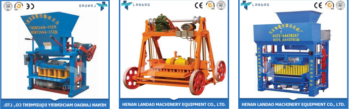 Hand Operated Mini Manual Hollow Concrete Cement Brick Maker Machine Price